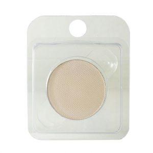 Recharge fard à paupières blanc Perle sans paraben fabriqué en France - Liliderma
