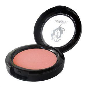 Poudre Matifiante Compacte Rose Taffetas - Maquillage sans paraben - LILIDERMA - Cosmétiques naturels fabriqués en France par une esthéticienne