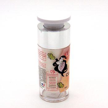 Crème visage vitaminée Couleur Vitamine 30mL - LILIDERMA Cosmétiques naturels sans perturbateurs endocriniens fabriqués en France