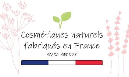 Cosmétiques naturels sans perturbateurs endocriniens fabriqués en France LILIDERMA