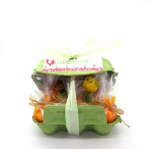 Boîte beauté de Pâques corps LILIDERMA - Cosmétiques naturels sans perturbateurs endocriniens fabriqués en France